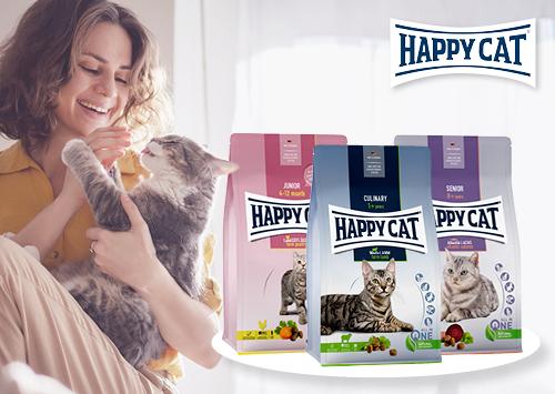 LE NOUVEAU HAPPY CAT