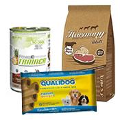Nourriture pour chiens