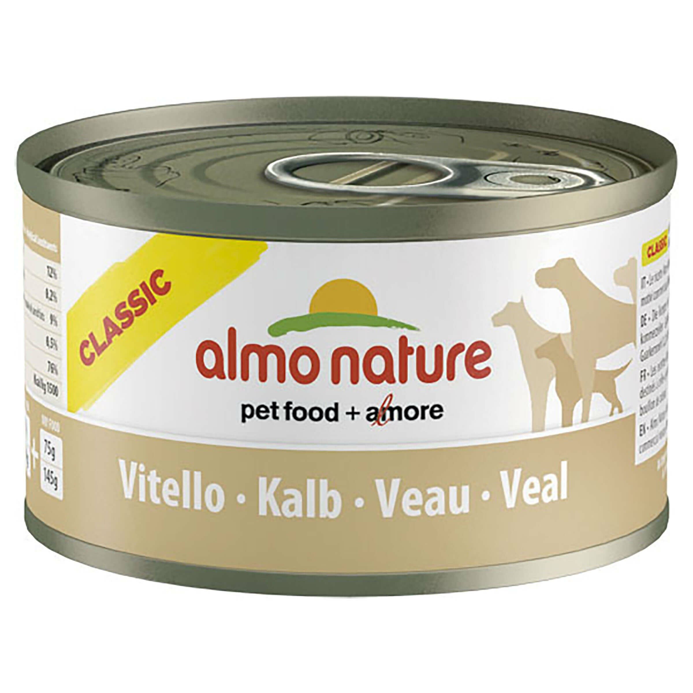 Image of Almo Nature HFC Classic Adult Kalb 24x95g