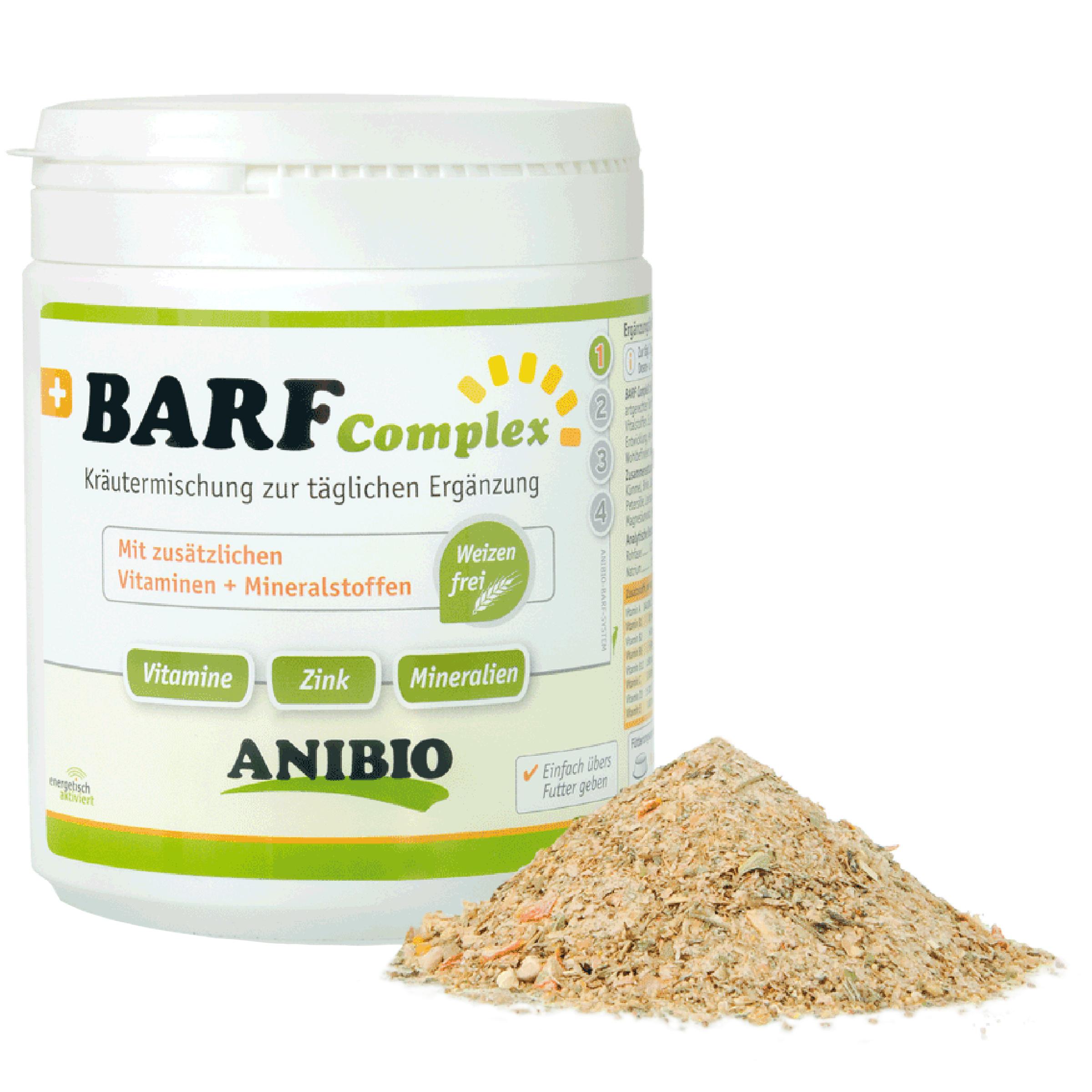 Image of Anibio BARF Complex Kräutermix 420g