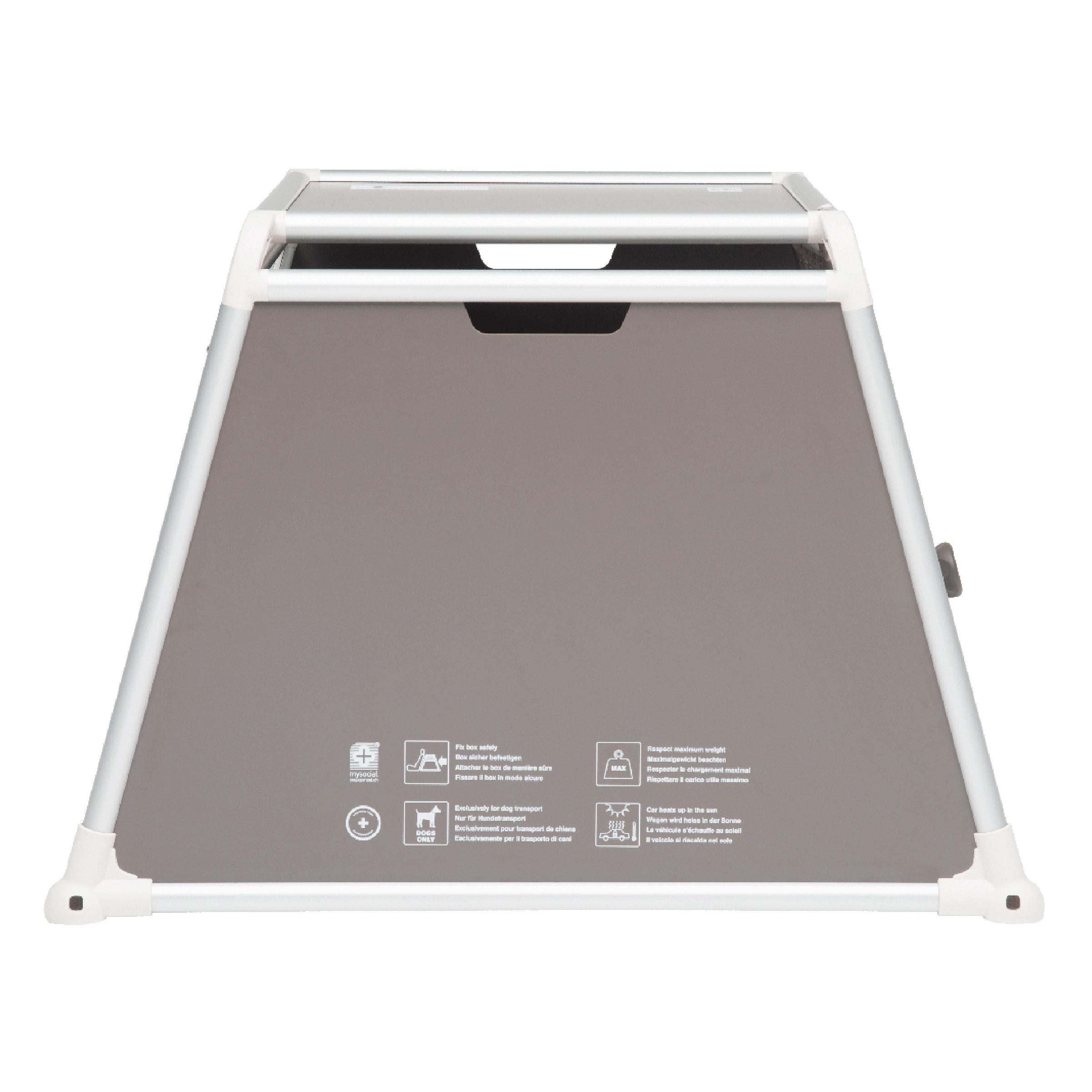 Image of 4pets Autobox ECO 4 Large 66x81.5x93.5cm