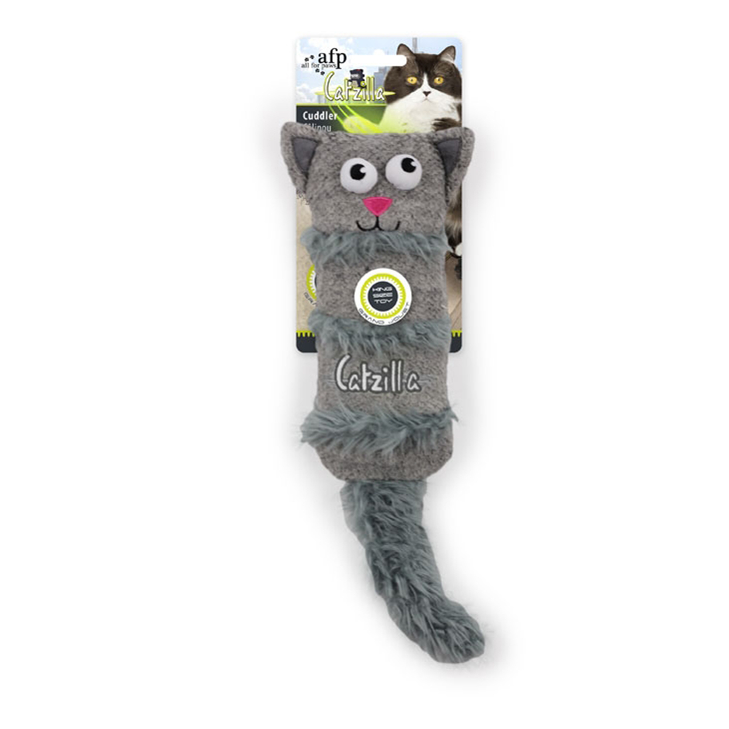 Image of All for Paws Catzilla Cuddler