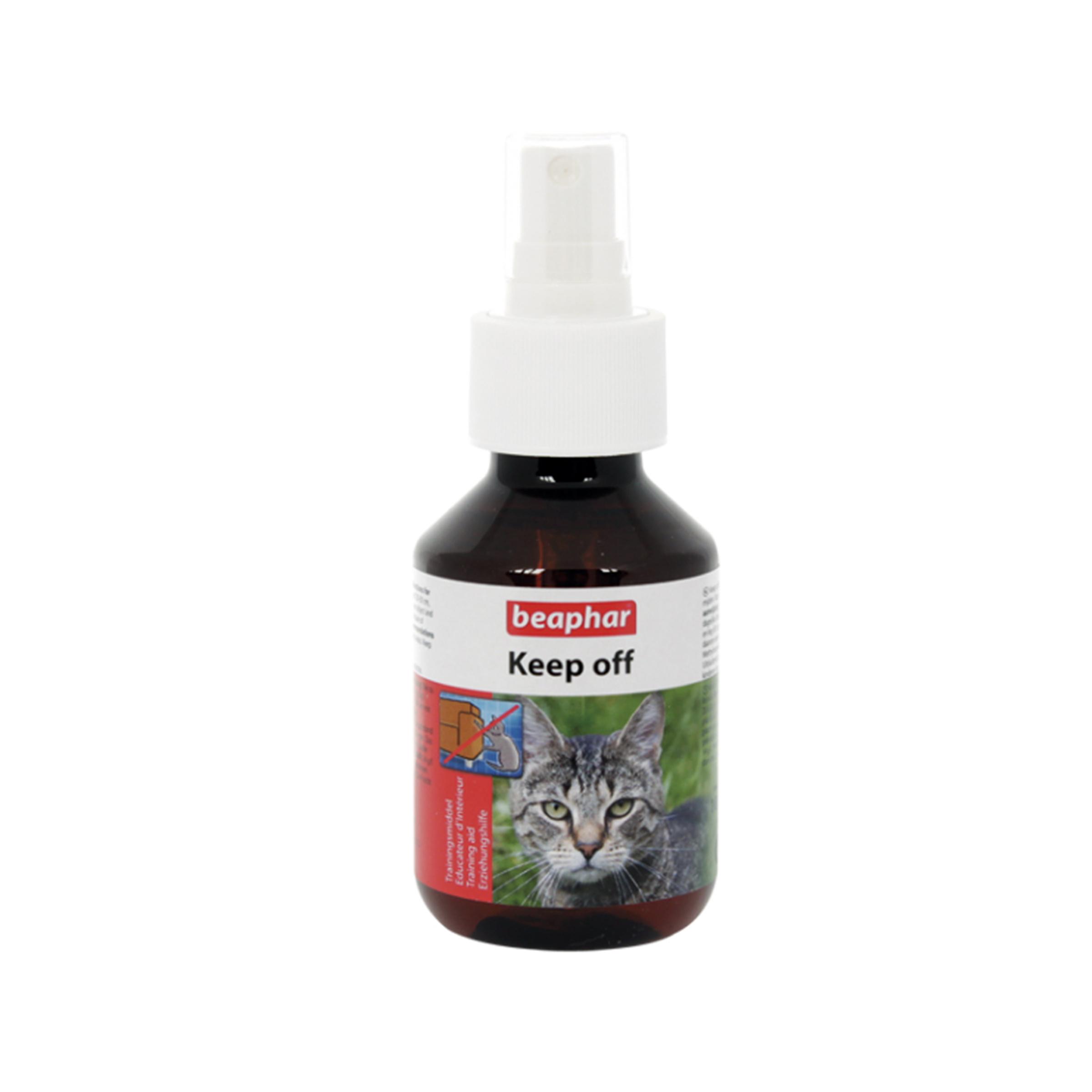 Image of beaphar Katzen-Fernhalte-Zerstäuber 100 ml