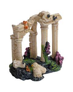 Deep Sea Aquariumdekoration Antike Säulen