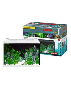 EHEIM Aquarium Komplettset Aquapro LED 84 weiss