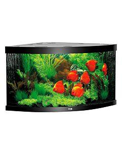 Juwel Aquarium Trigon 350 123x87x65cm schwarz