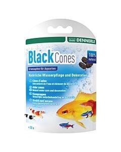 Dennerle AquaRico Black Cones 40g