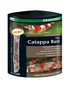 Dennerle Nano Catappa Bark 8 pcs. L=80mm