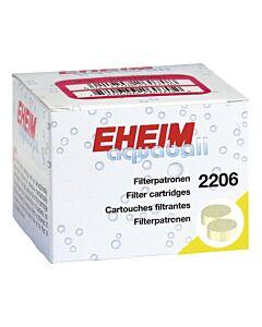 EHEIM Filterpatrone 2206 2 Stück