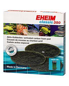 EHEIM Kohlevlies 2232/34/36 3 Stück