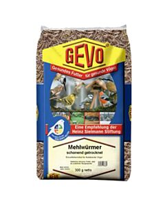 GEVO Mehlwürmer getrocknet 300g