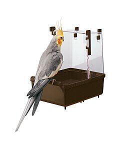 Badehaus L101 für Grosssittiche & Papageien