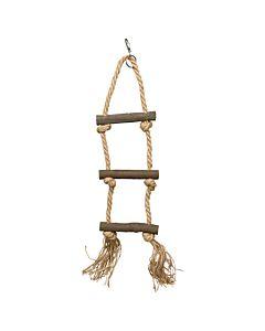 Strickleiter 3 Sprossen 40cm