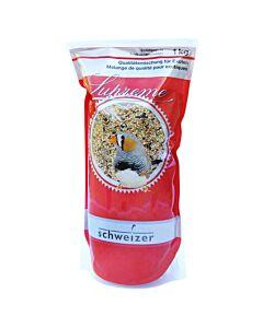 schweizer Vogelfutter Qualitäts-Mischung Exoten 1kg