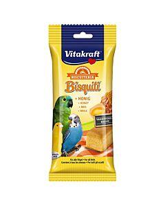 Vitakraft Bisquiti & Honig für Sittiche & Kanarien 4 Stück