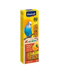 Vitakraft Vita Kräcker Orange Wellensittich 2 Stück
