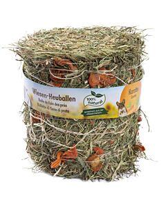 Happy Rancho Wiesen-Heuballen Karotte 500g
