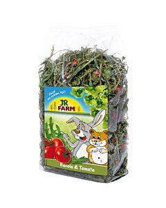 JR Farm Rucola & Tomaten 100g