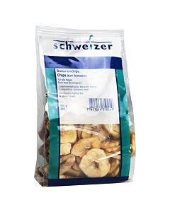 schweizer Bananen Chips 110g