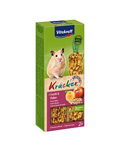 Vitakraft Kräcker & Frucht Hamster 2 Stück