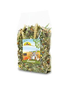 JR  Snack pour rongeurs & lapins nains temps des récoltes 150g