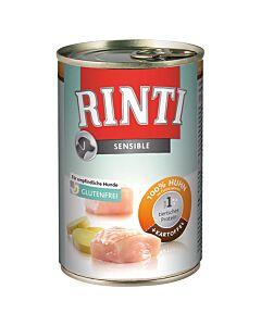 Rinti Sensible Huhn & Kartoffeln 12x400g