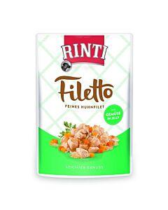 Rinti Filetto mit Huhn & Gemüse 100g