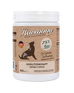 Harmony Dog Natural KräuterKraft 500g