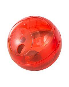 Rogz Tumbler Hundespielzeug rot