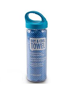 Freezack Kühlendes Reinigungstuch Pet Ice Towel blau 85x33cm