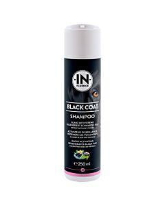 In-Fluence Shampoing pour chien Black Coat pour chiens à poil foncé 250ml