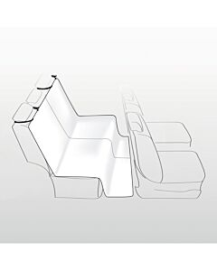 Trixie Auto-Schondecke 140x120cm beige