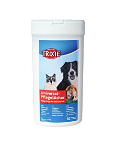 Trixie Universal-Pflegetücher 30Stück