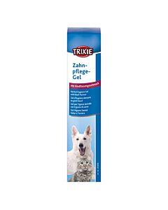 Gel d'hygiène dentaire au goût bœuf, chien/chat, 100 g