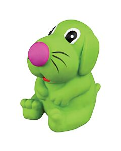 Trixie Latex Hund 8cm mit Quietscher