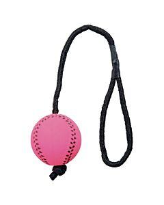 Trixie Balles de sport en mousse avec corde