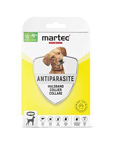Martec Pet Care Collier en tissu pour chiens