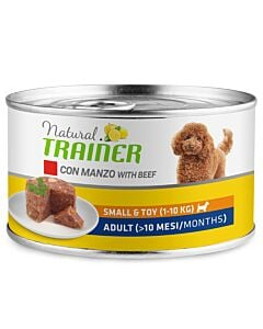 Trainer NATURAL WET Adult Mini Veal Rice & Ginseng 150g