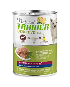 Trainer Hundefutter Sensitive No Gluten Medium & Maxi Adult Pferd 400g