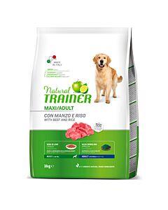 Trainer Hundefutter Natural Maxi Adult Rind & Reis 3kg
