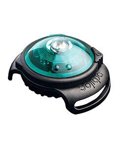 ORBILOC Leuchtie Safety Light Dog Dual turquoise