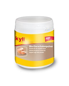 kyli Complément alimentaire BIO Poudre de coquille d'oeuf 470g