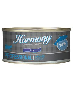 Harmony Cat Professional Nassfutter Lachs 75g