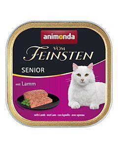 animonda Vom Feinsten Senior à l'agneau 100g