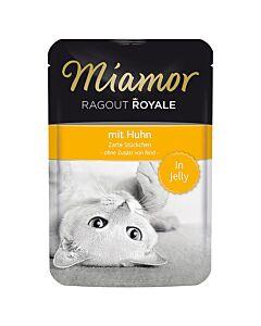 Miamor Ragout Royale mit Huhn 22x100g