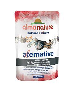 Almo Nature Alternative Adult Sardine 55g