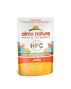 Almo Nature Classic Adult Huhn in Jelly 55g