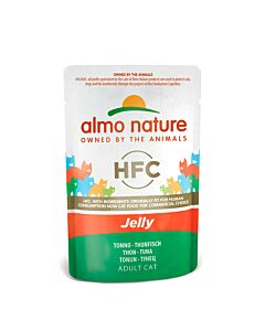 Almo Nature Classic Adult Thunfisch in Jelly 55g
