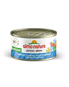 Almo Nature Chat Thon de l'Atlantique 24x70g
