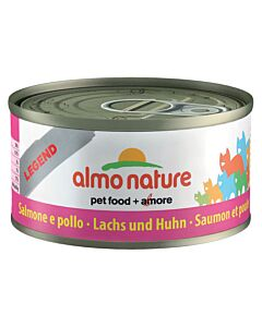 Almo Nature HFC Natural Lachs & Huhn 70g
